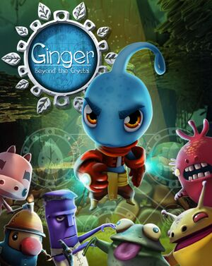Ginger: Beyond the Crystal cover