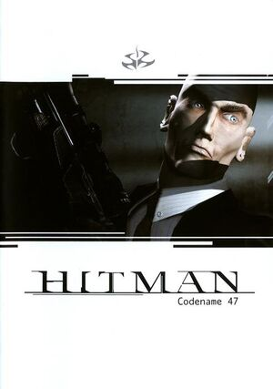 Hitman: Codename 47 cover