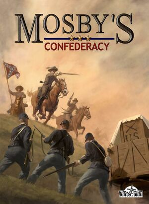 Mosby's Confederacy cover