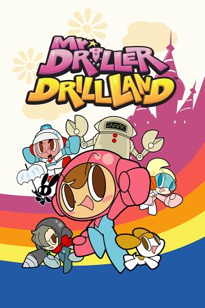 Mr. Driller Drill Land cover