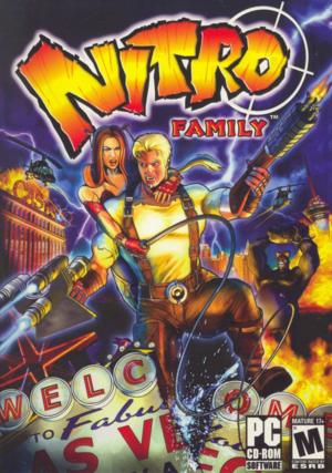 Nitro Family cover