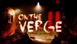 On The Verge II cover
