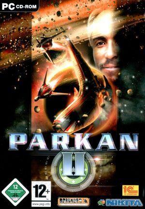 Parkan II cover