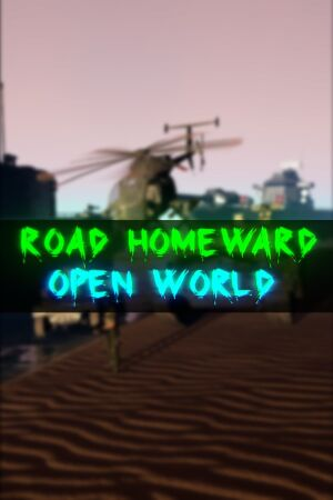 Road Homeward: Open World cover