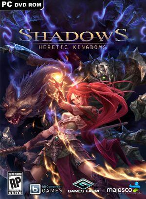 Shadows: Heretic Kingdoms cover