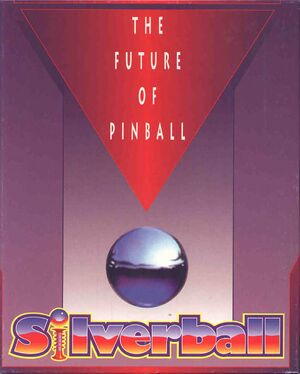 Silverball cover