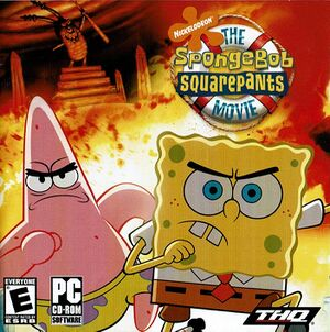 The SpongeBob SquarePants Movie cover