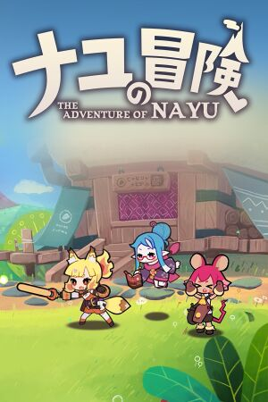 The Adventure of Nayu cover