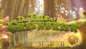 The Tale of Greenbrier cover