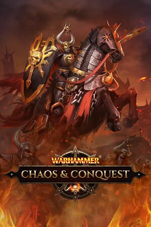 Warhammer: Chaos And Conquest cover