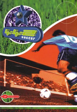 4-4-2 Soccer cover