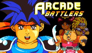 Arcade Battlers cover