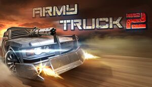 Army Truck 2 cover