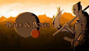Blade & Bones cover