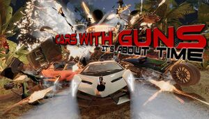 Cars with Guns: It's About Time cover