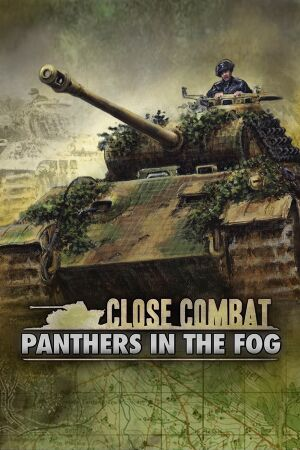 Close Combat: Panthers in the Fog cover