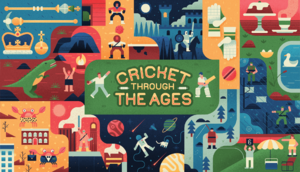 Cricket through the Ages cover