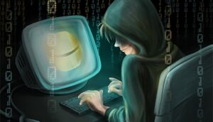 Data Hacker: Initiation cover