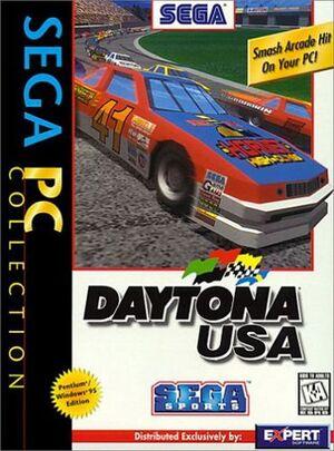 Daytona USA cover