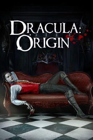 Dracula Origin cover