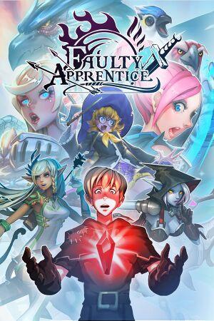 Faulty Apprentice - Fantasy visual novel cover