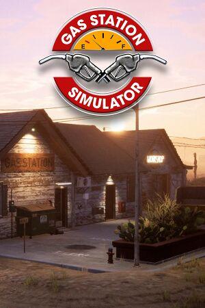 Gas Station Simulator cover