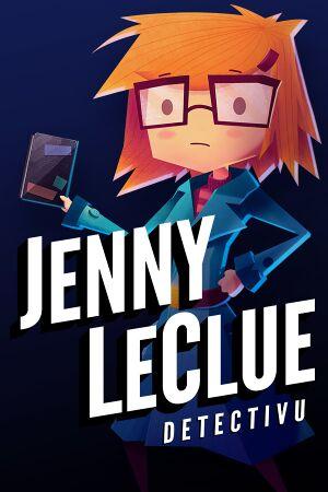 Jenny LeClue - Detectivu cover