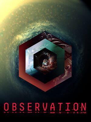 Observation cover