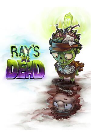 Ray's The Dead cover