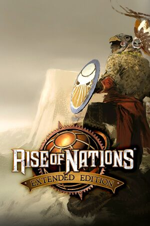 Rise of Nations: Extended Edition cover