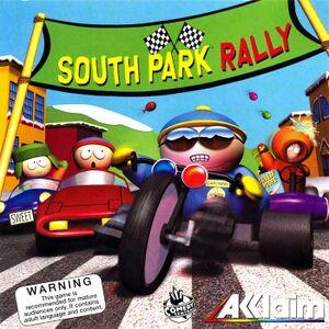 South Park Rally cover