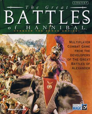 The Great Battles of Hannibal cover