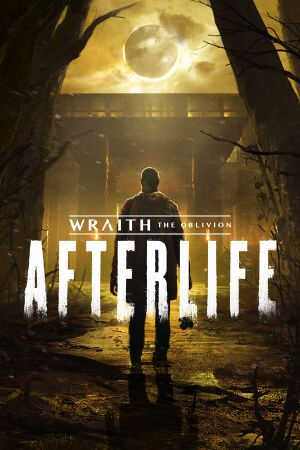 Wraith: The Oblivion - Afterlife cover