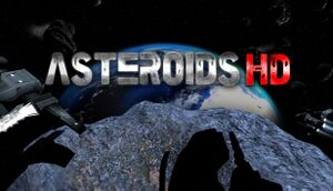 AsteroidsHD cover