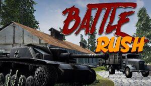 BattleRush cover