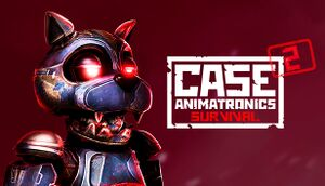 Case 2: Animatronics Survival cover