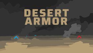 Desert Armor cover