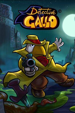 Detective Gallo cover