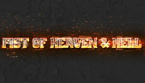 Fist Of Heaven & Hell cover