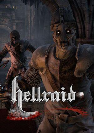 Hellraid cover