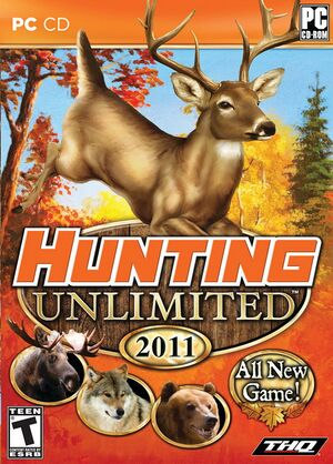 Hunting Unlimited 2011 cover