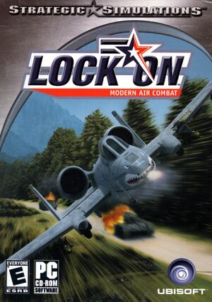 Lock On: Modern Air Combat cover