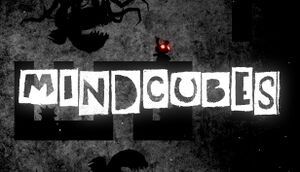 MINDCUBES - Inside the Twisted Gravity Puzzle cover