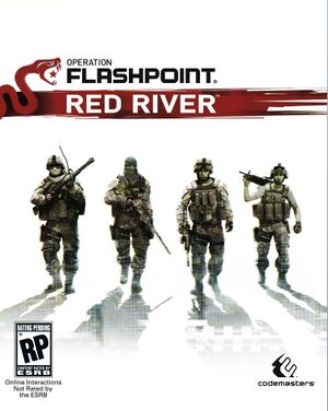 Operation Flashpoint: Red River cover