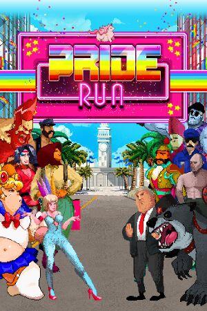 Pride Run cover