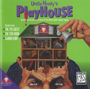 Uncle Henry's Playhouse cover