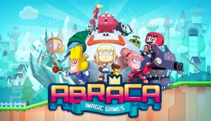ABRACA - Imagic Games cover