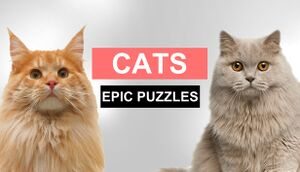 Cats Epic Puzzles cover