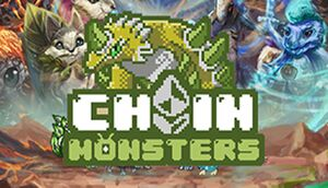 Chainmonsters cover