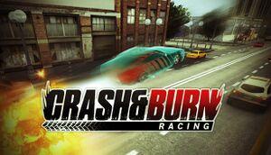 Crash And Burn Racing cover